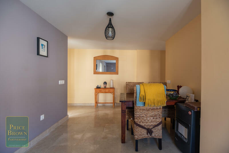 A1409: Apartment for Sale in Mojácar, Almería