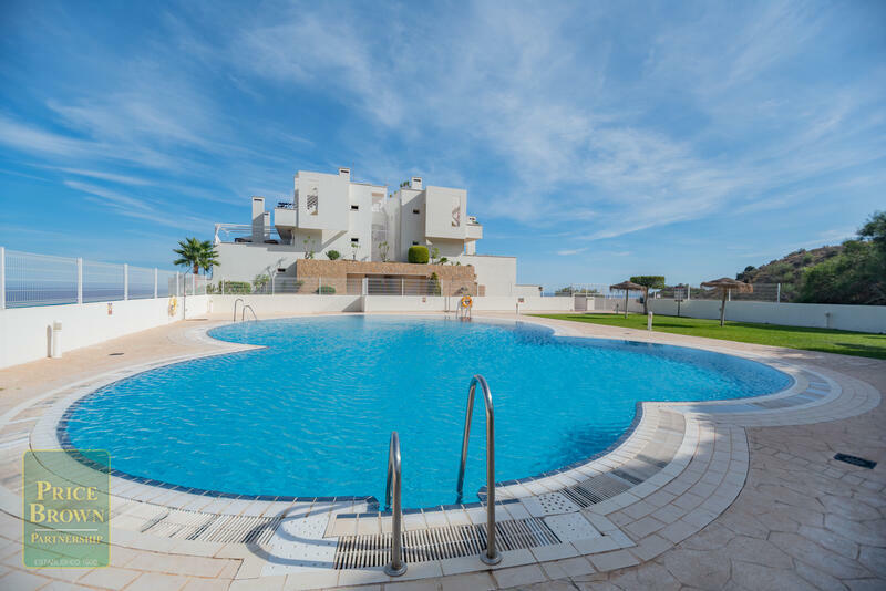 A1409: Apartment for Sale in Mojácar, Almería