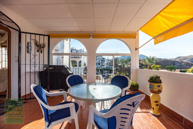 A1411: Apartment for Sale in Mojácar, Almería