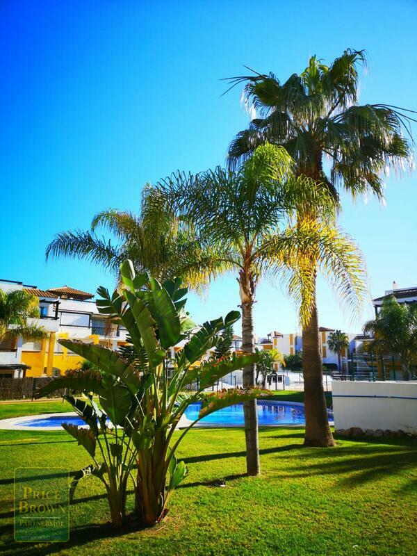 A1412: Apartment for Sale in Vera Playa, Almería