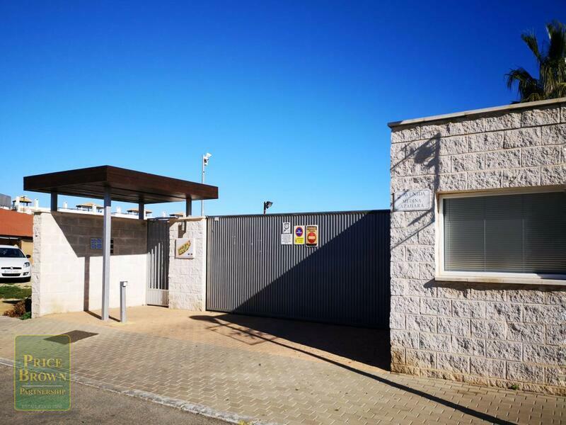 A1412: Apartamento en venta en Vera Playa, Almería