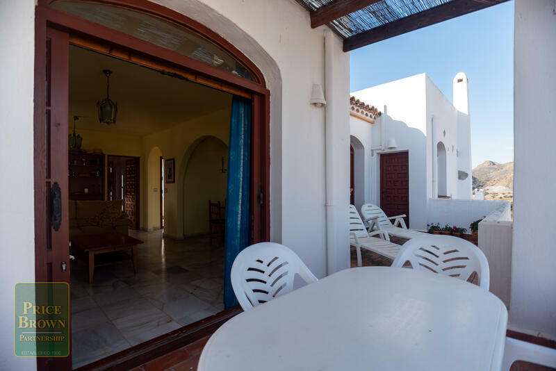 A1413: Apartment for Sale in Mojácar, Almería