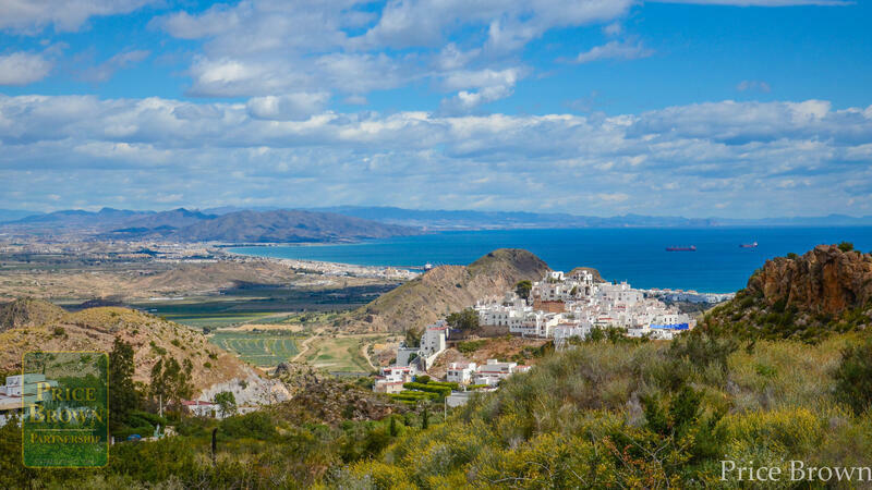 A1414: Apartment for Sale in Mojácar, Almería