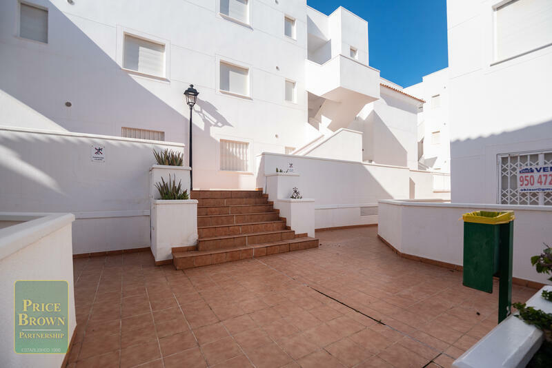 A1415: Apartment for Sale in Mojácar, Almería
