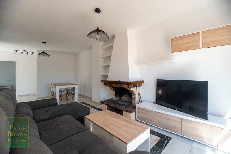 A1417: Apartment for Sale in Mojácar, Almería