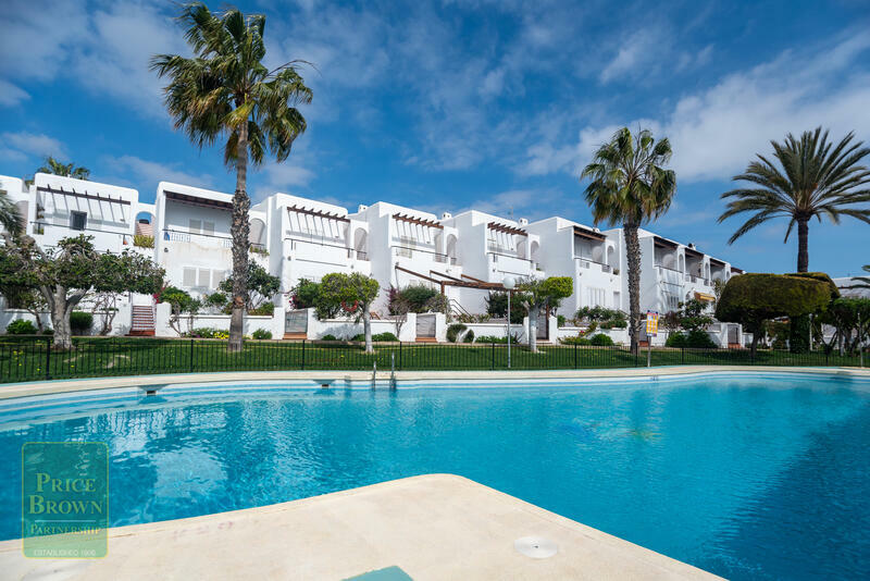 A1418: Apartment for Sale in Mojácar, Almería