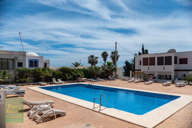 A1419: Apartment for Sale in Mojácar, Almería