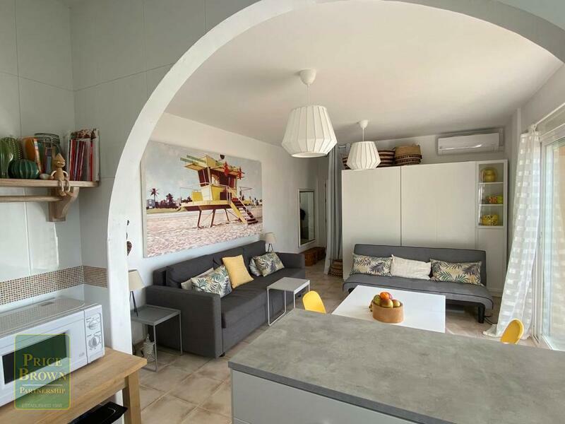 A1420: Apartment for Sale in Mojácar, Almería