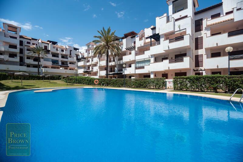 A1422: Apartment for Sale in Vera Playa, Almería