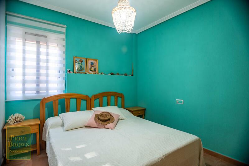 A1424: Apartment for Sale in Mojácar, Almería