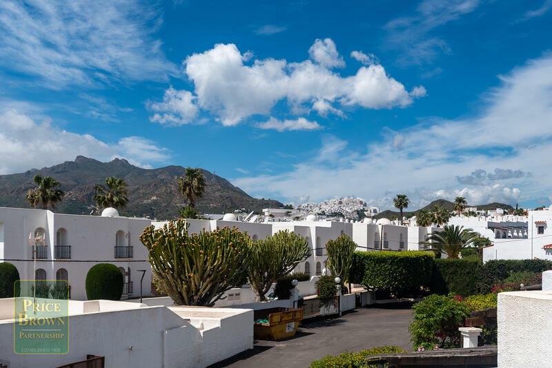 A1425: Apartment for Sale in Mojácar, Almería