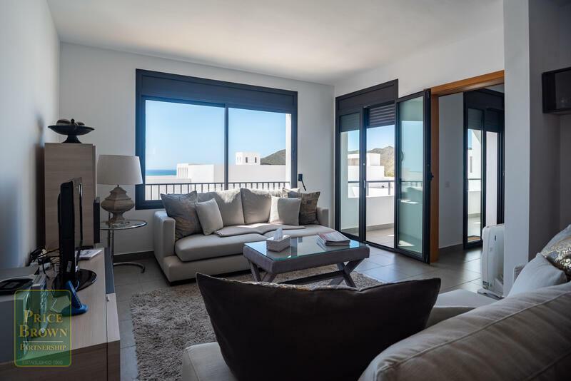 A1426: Apartment for Sale in Mojácar, Almería