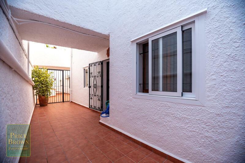 A1428: Apartment for Sale in Mojácar, Almería