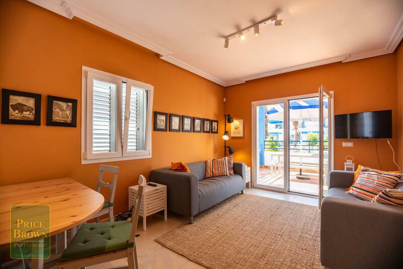 A1429: Apartment for Sale in Mojácar, Almería