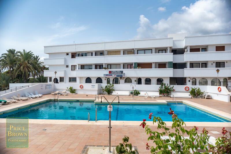 A1433: Apartment for Sale in Mojácar, Almería