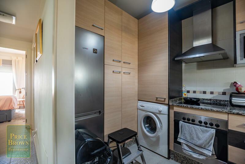 A1434: Apartment for Sale in Palomares, Almería