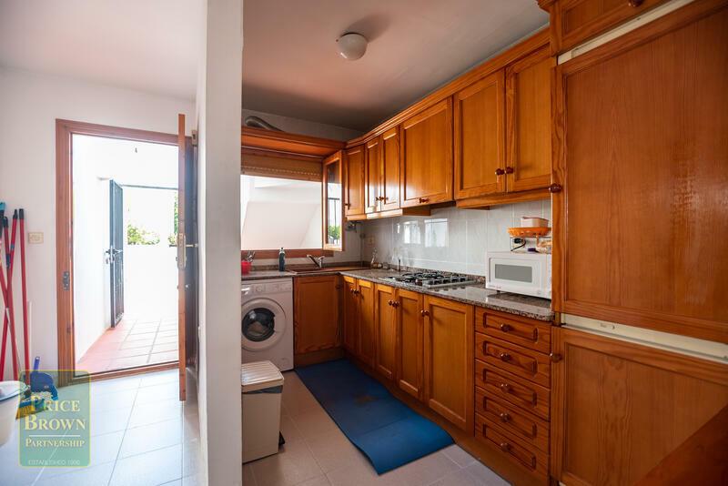 A1435: Apartment for Sale in Mojácar, Almería