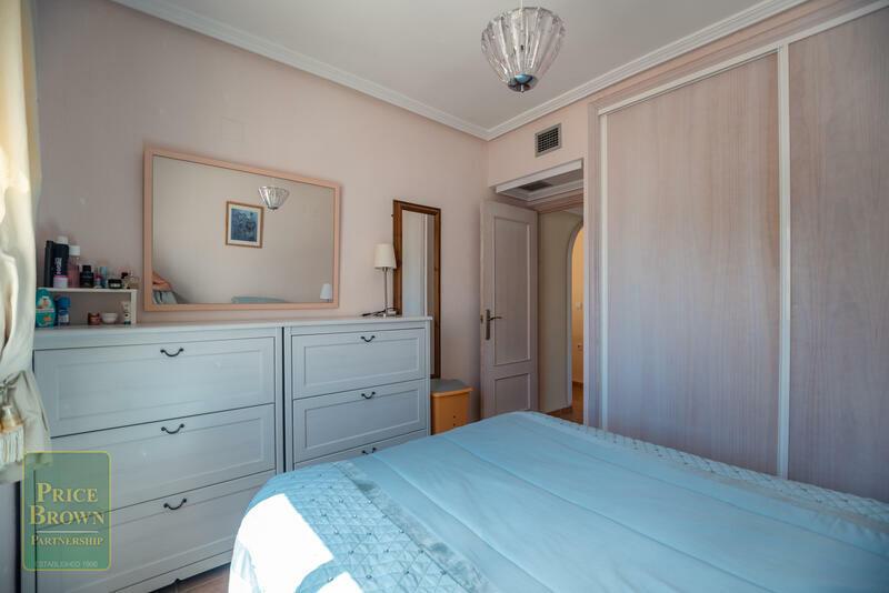 A1436: Apartment for Sale in Mojácar, Almería