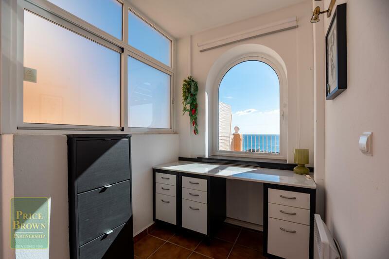 A1437: Apartment for Sale in Mojácar, Almería