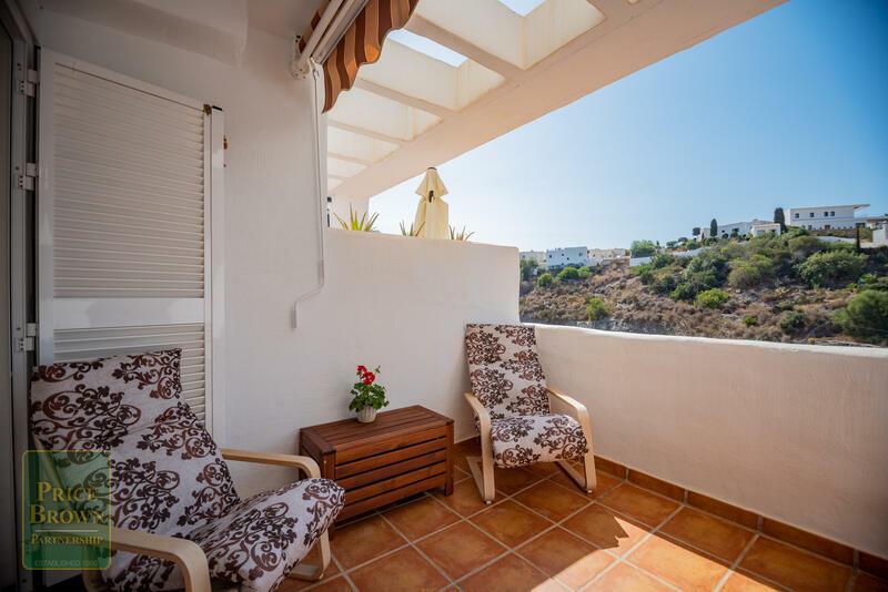A1441: Apartment for Sale in Mojácar, Almería