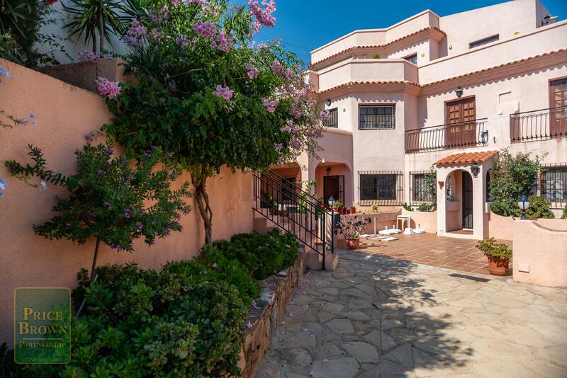 A1442: Apartment for Sale in Mojácar, Almería