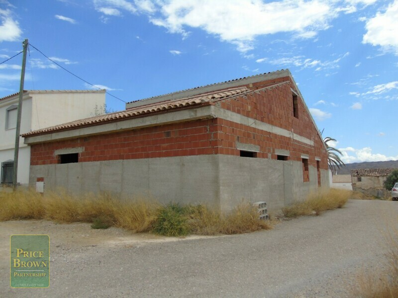 AF453: Cortijo for Sale in Albox, Almería