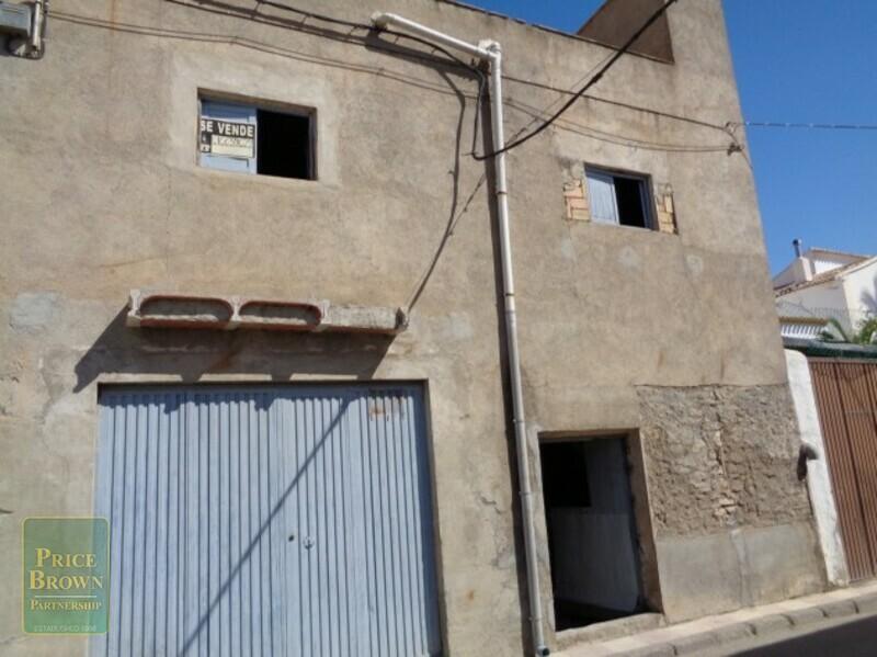 Duplex en Cantoria, Almería