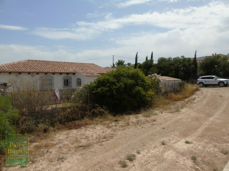 AF472: Villa for Sale in Cantoria, Almería