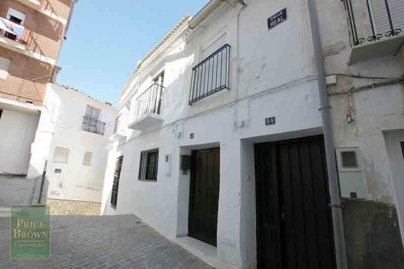 Townhouse in Seron, Almería