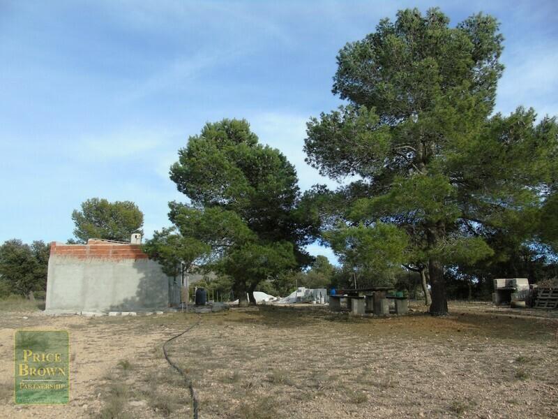 AF505: Cortijo for Sale in Oria, Almería
