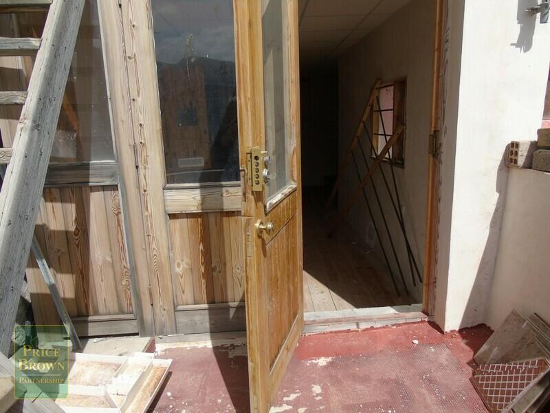 AF523: Townhouse for Sale in Seron, Almería