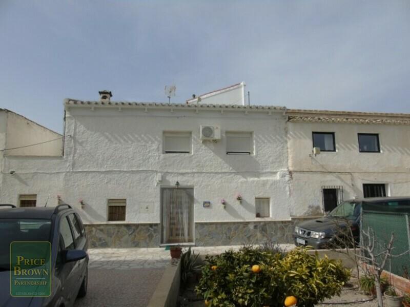 AF525: Cortijo for Sale in Lucar, Almería