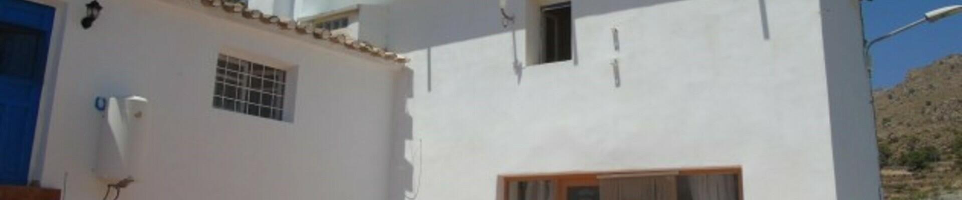 AF526: 2 Bedroom Cortijo for Sale