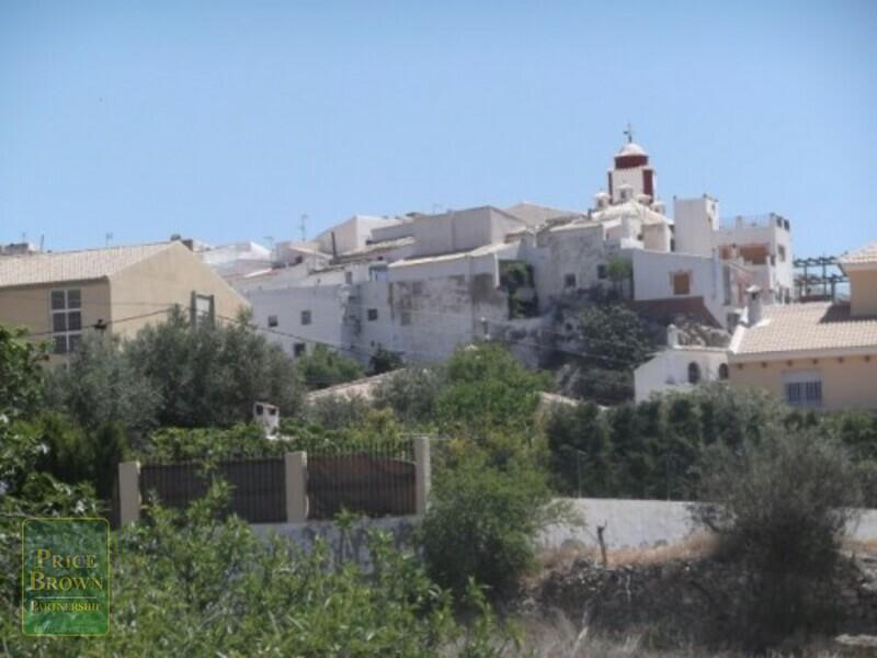 Cortijo en Somontin, Almería