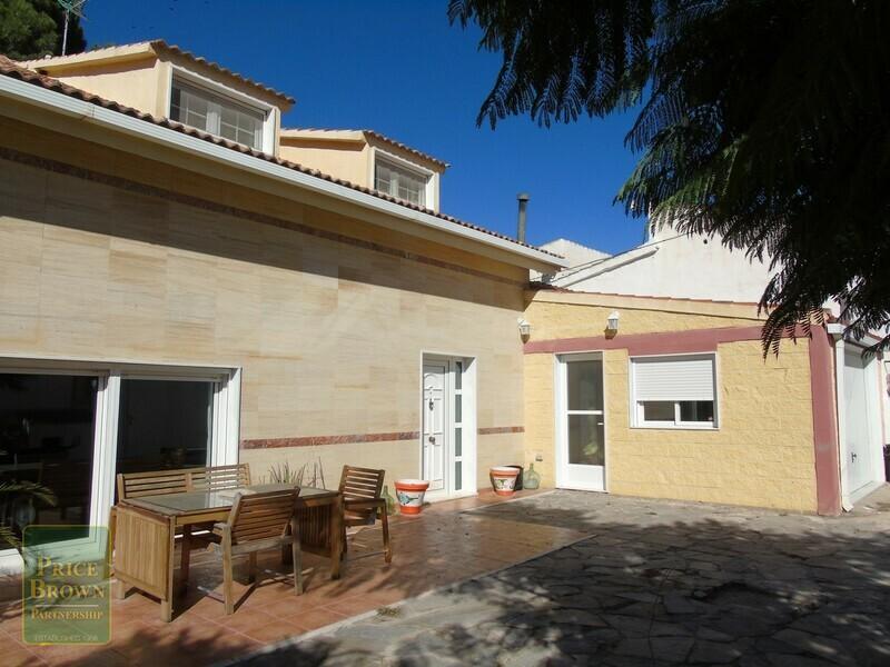 Cortijo in Purchena, Almería