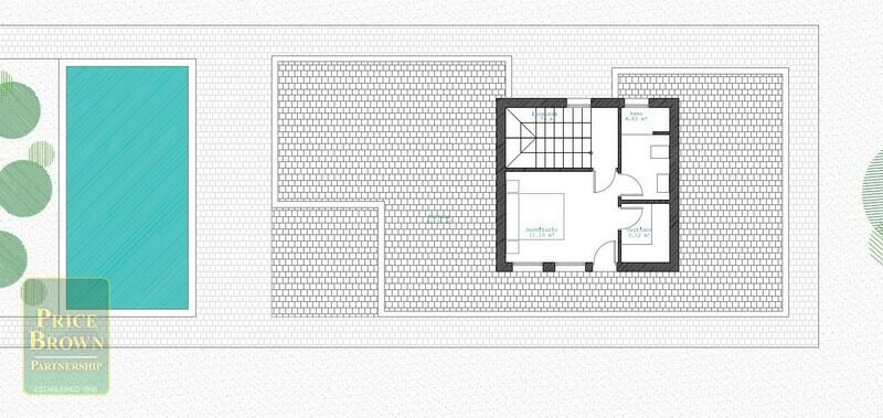 AF534: Villa for Sale in Arboleas, Almería