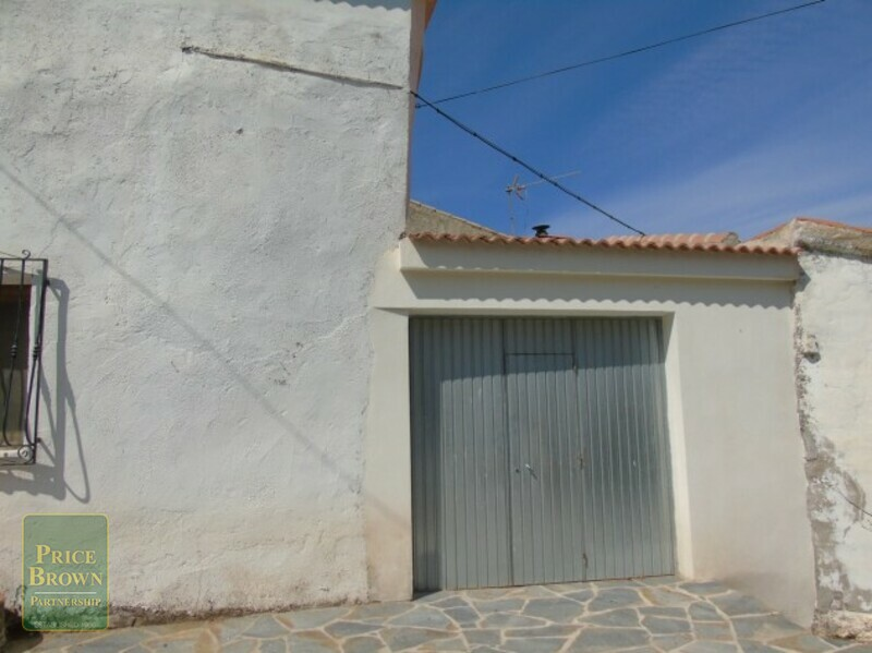AF535: Cortijo for Sale in Chercos, Almería