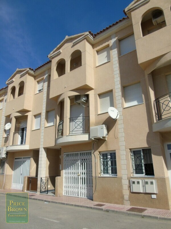 Townhouse in Albox, Almería