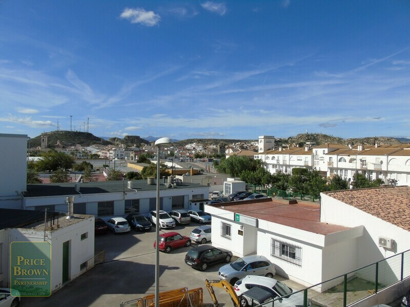 AF537: Townhouse for Sale in Albox, Almería