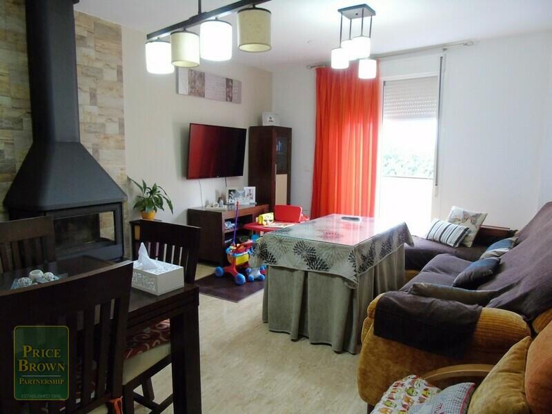 AF548: Apartment for Sale in Olula Del Rio, Almería