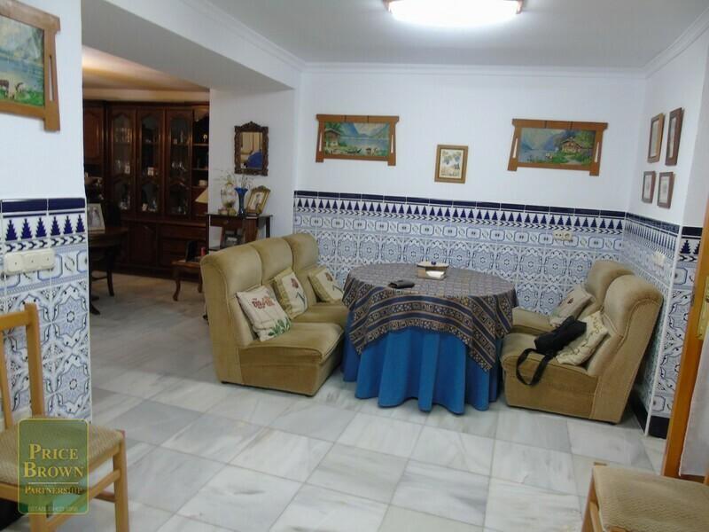 AF555: Townhouse for Sale in Albox, Almería