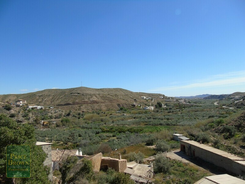AF556: Cortijo for Sale in Albox, Almería