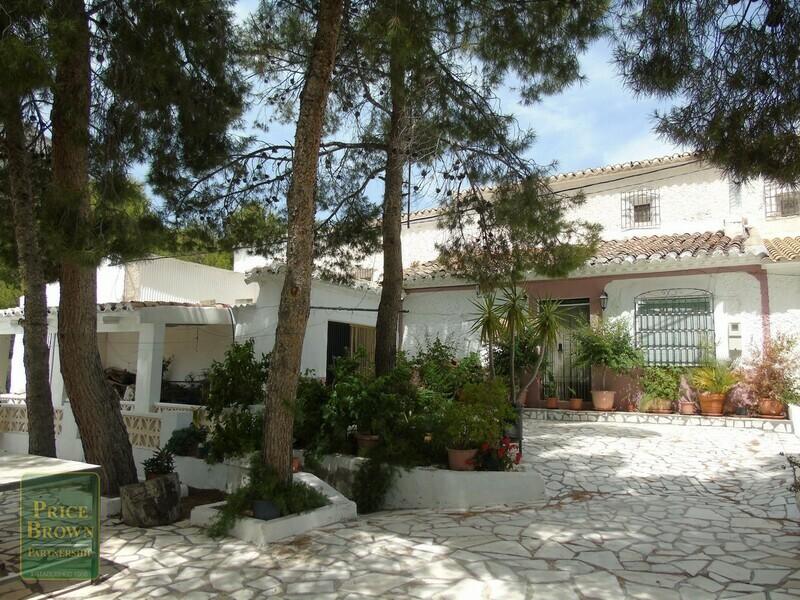 Cortijo in Saliente Alto, Almería