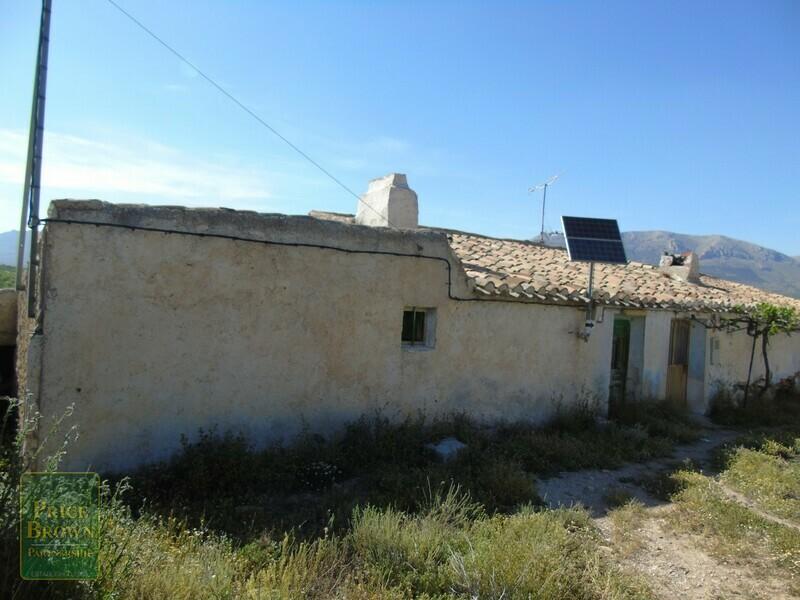 Cortijo en Chirivel, Almería
