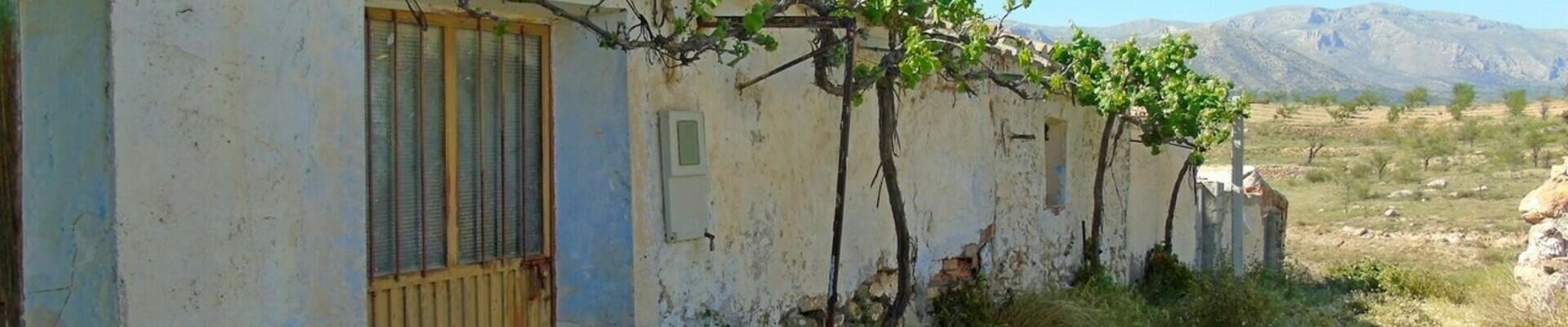 AF563: 3 Bedroom Cortijo for Sale