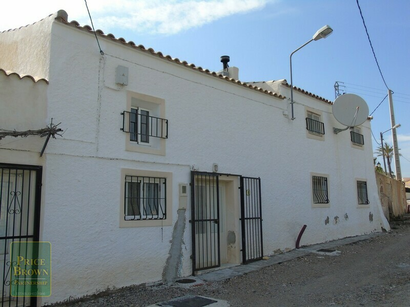 AF568: Cortijo for Sale in Partaloa, Almería