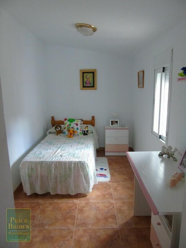 AF569: Cortijo en venta en Oria, Almería