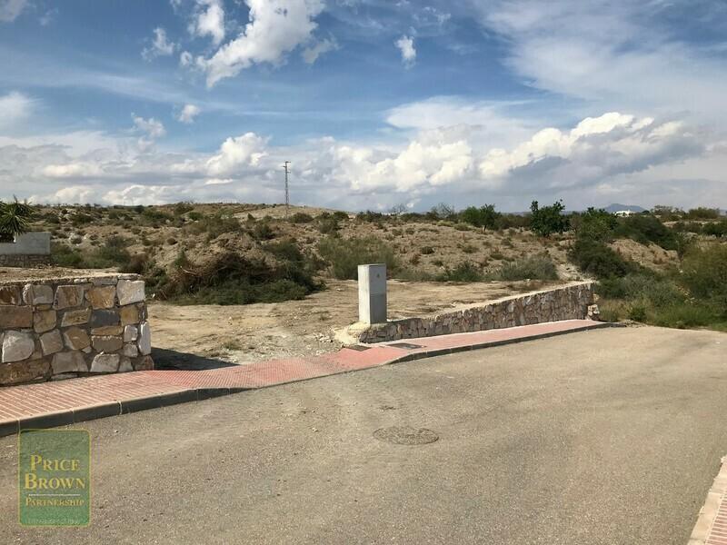 AF579: Villa for Sale in Huercal-Overa, Almería