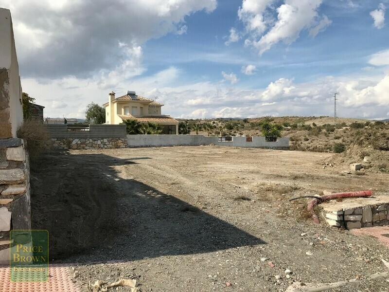 AF580: Villa for Sale in Huercal-Overa, Almería