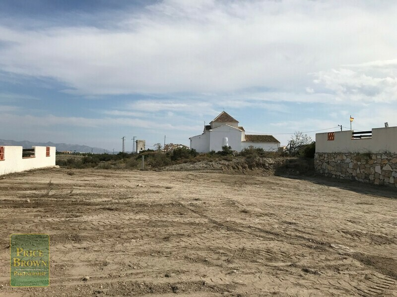AF581: Villa for Sale in Huercal-Overa, Almería
